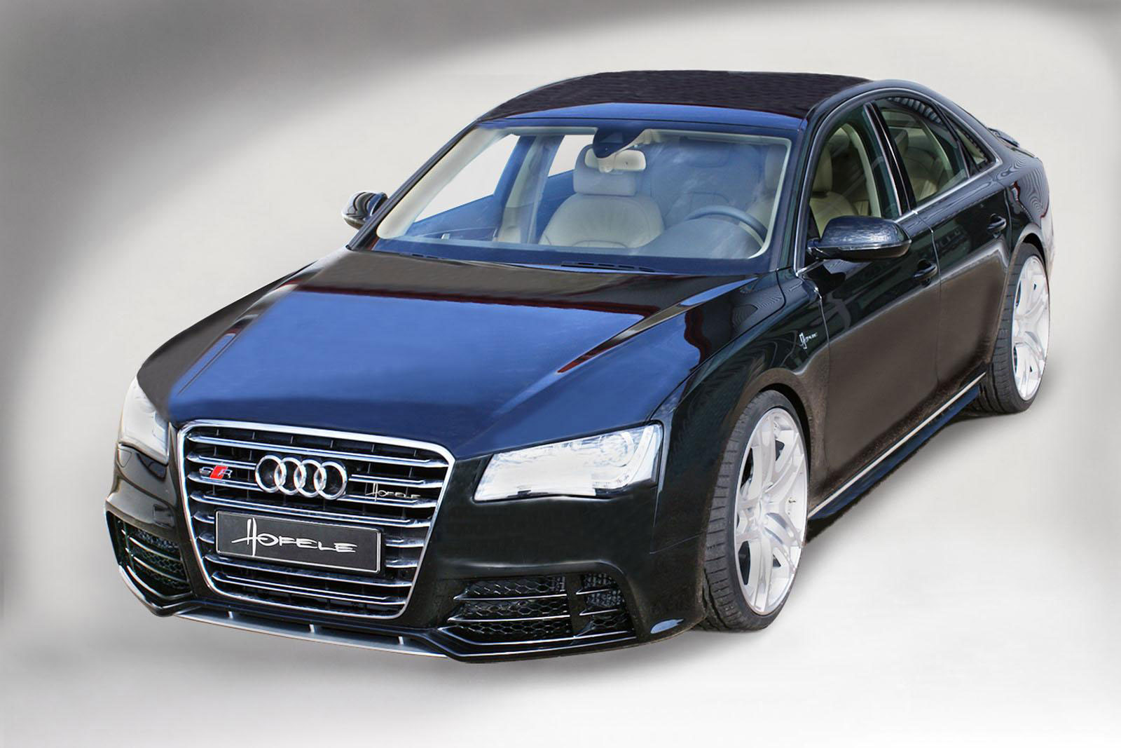 Hofele Design elegantně upravil Audi A8 2