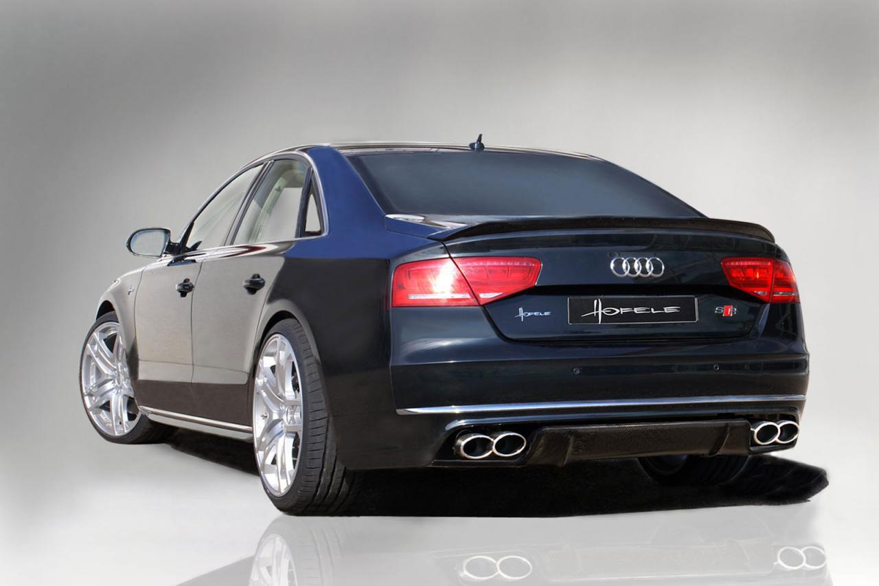 Hofele Design elegantně upravil Audi A8 3