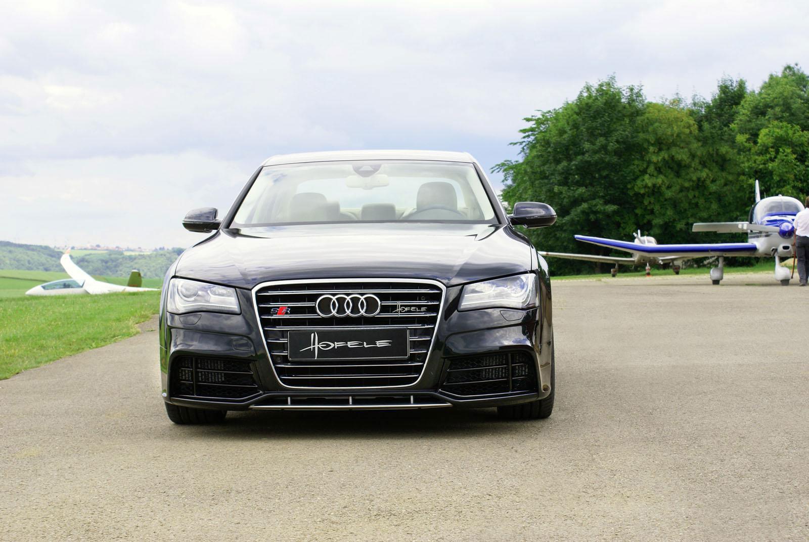 Hofele Design elegantně upravil Audi A8 5