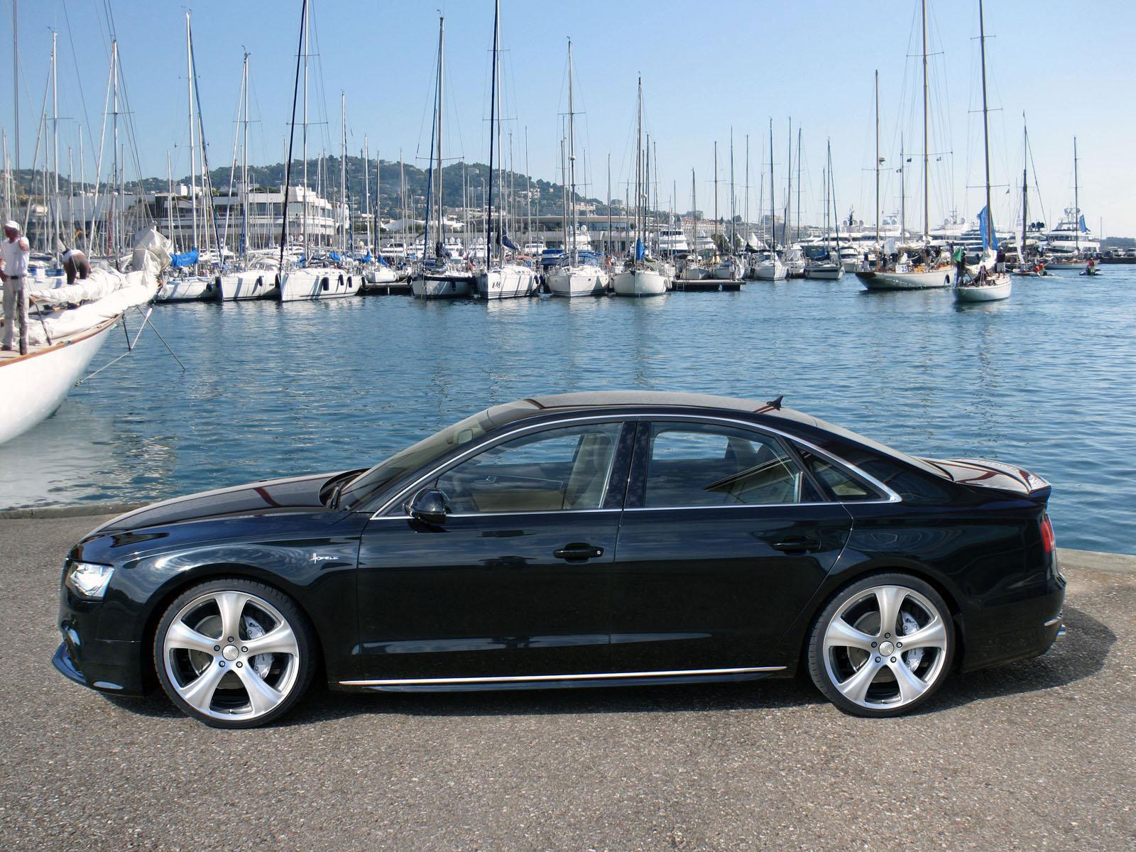 Hofele Design elegantně upravil Audi A8 6