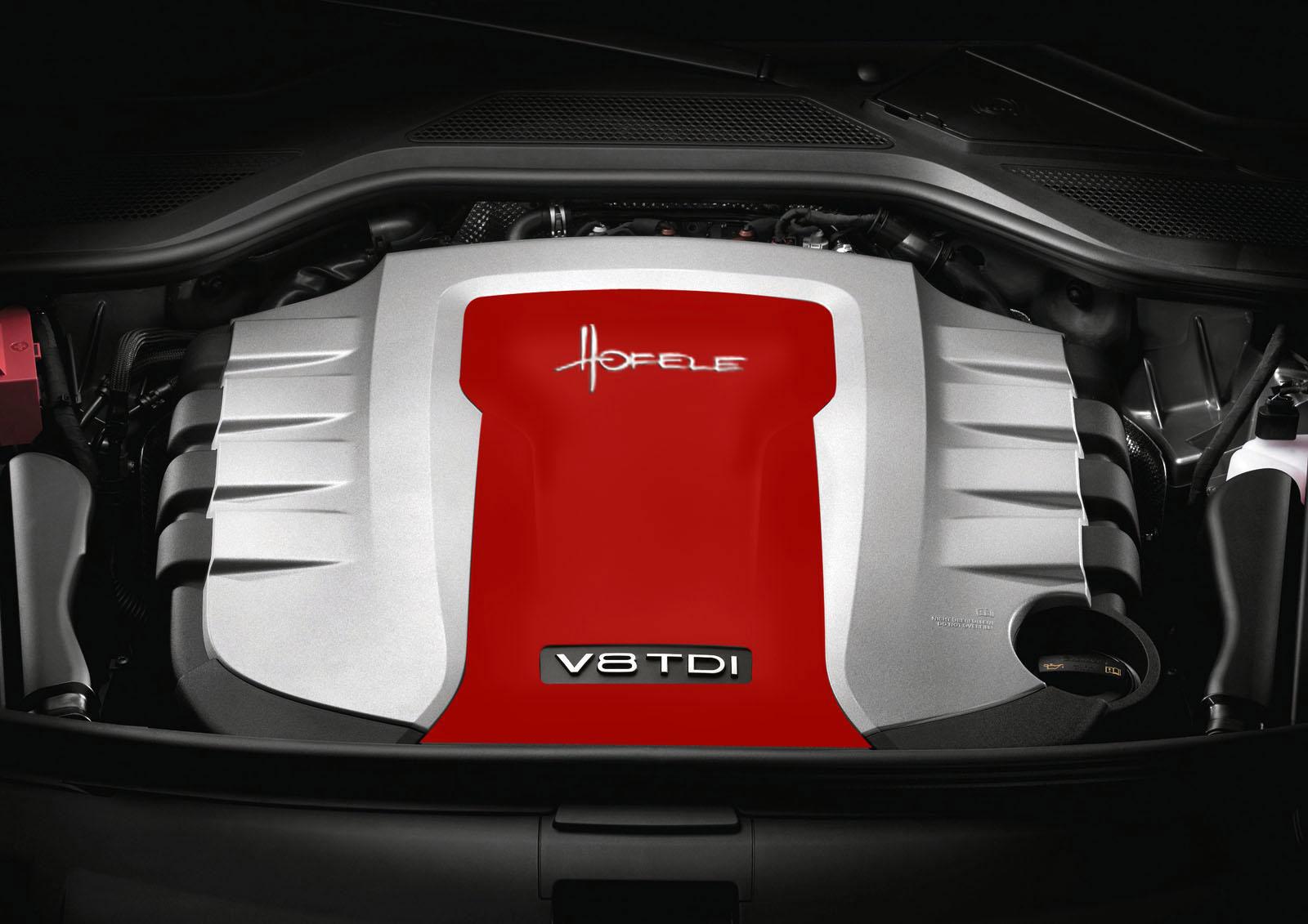Hofele Design elegantně upravil Audi A8 7
