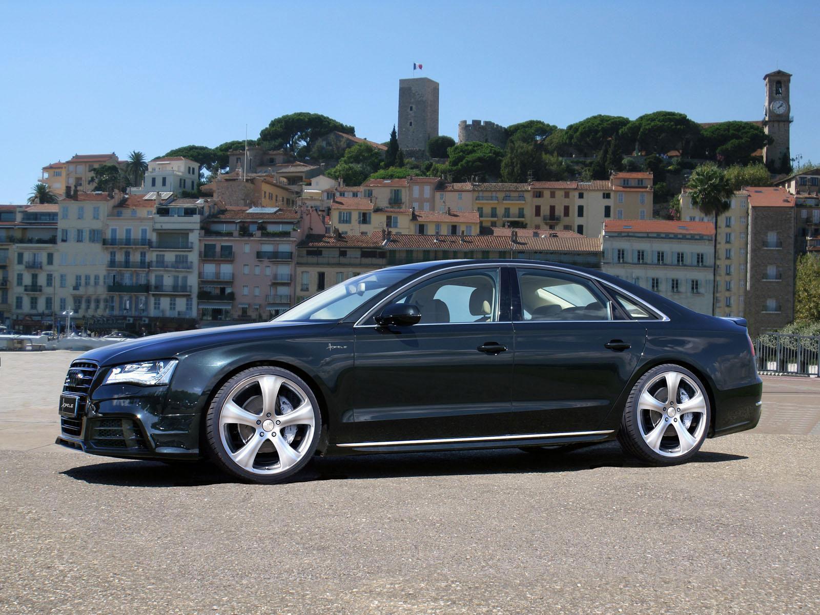 Hofele Design elegantně upravil Audi A8 9