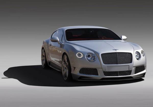 Imperium dodali nový styl pro Bentley Continental GT 1