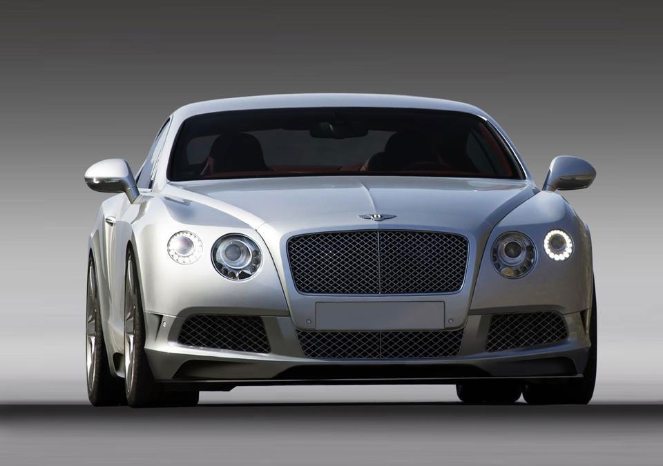 Imperium dodali nový styl pro Bentley Continental GT 2
