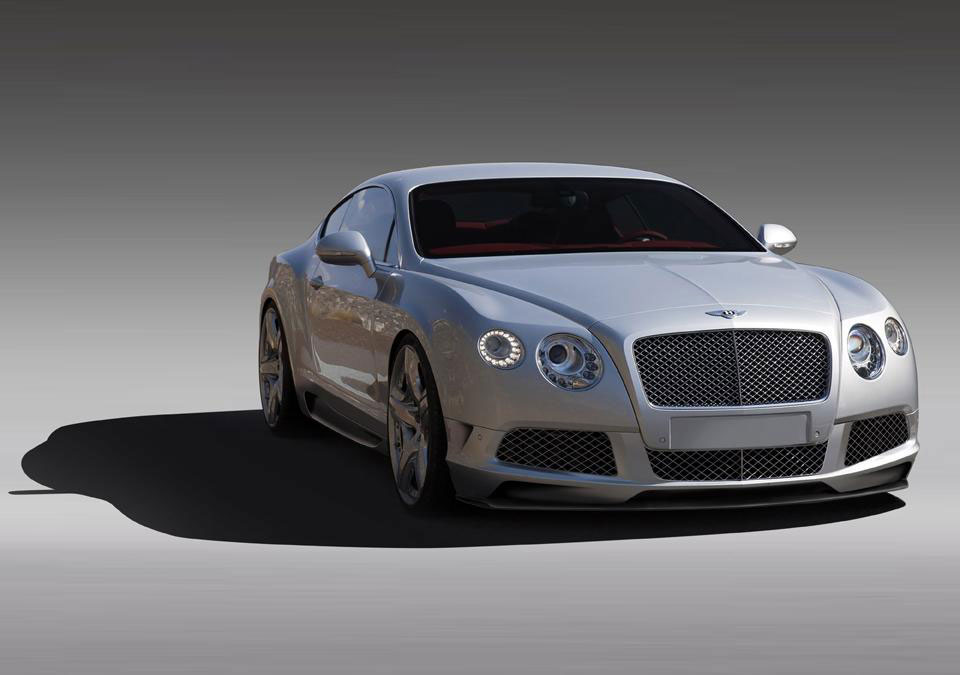 Imperium dodali nový styl pro Bentley Continental GT 3