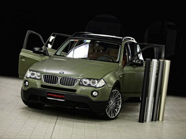 Italské BMW X3 od Romeo Ferraris 1