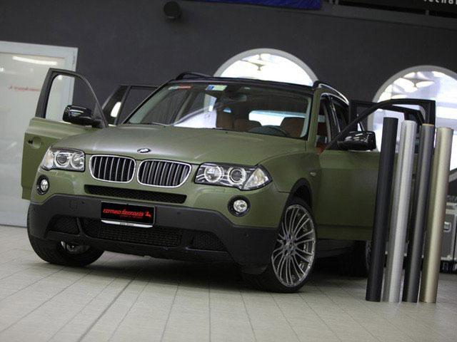 Italské BMW X3 od Romeo Ferraris 3