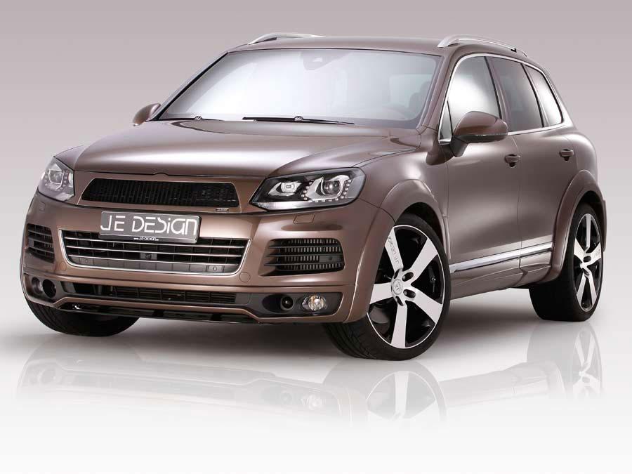 JE Design předělal Volkswagen Touareg 2