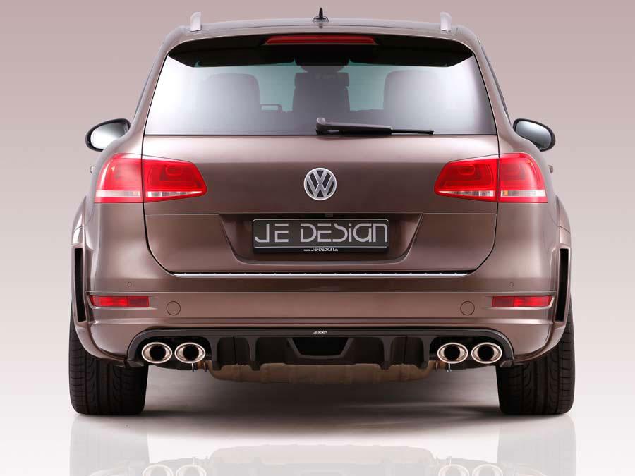 JE Design předělal Volkswagen Touareg 4