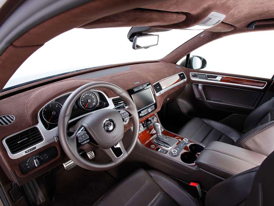 JE Design předělal Volkswagen Touareg 5