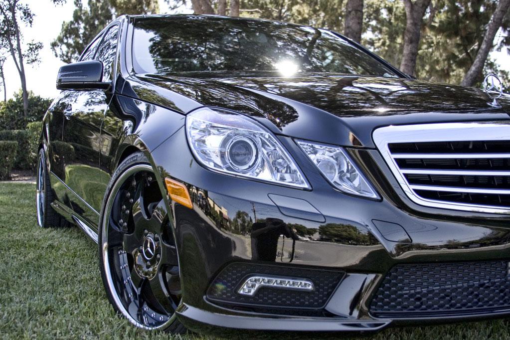 Mercedes Benz E350 upraven od Hess Motorsports 2