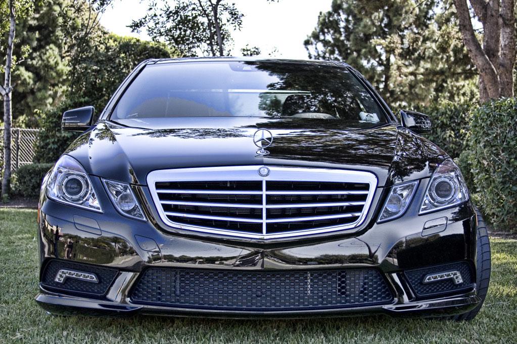 Mercedes Benz E350 upraven od Hess Motorsports 4