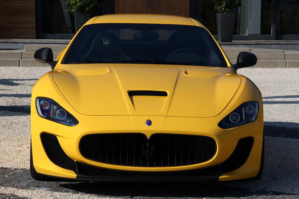 Novitec Maserati GranTurismo MC Stradale 2