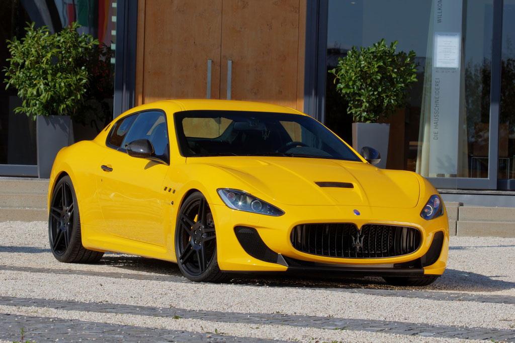 Novitec Maserati GranTurismo MC Stradale 3