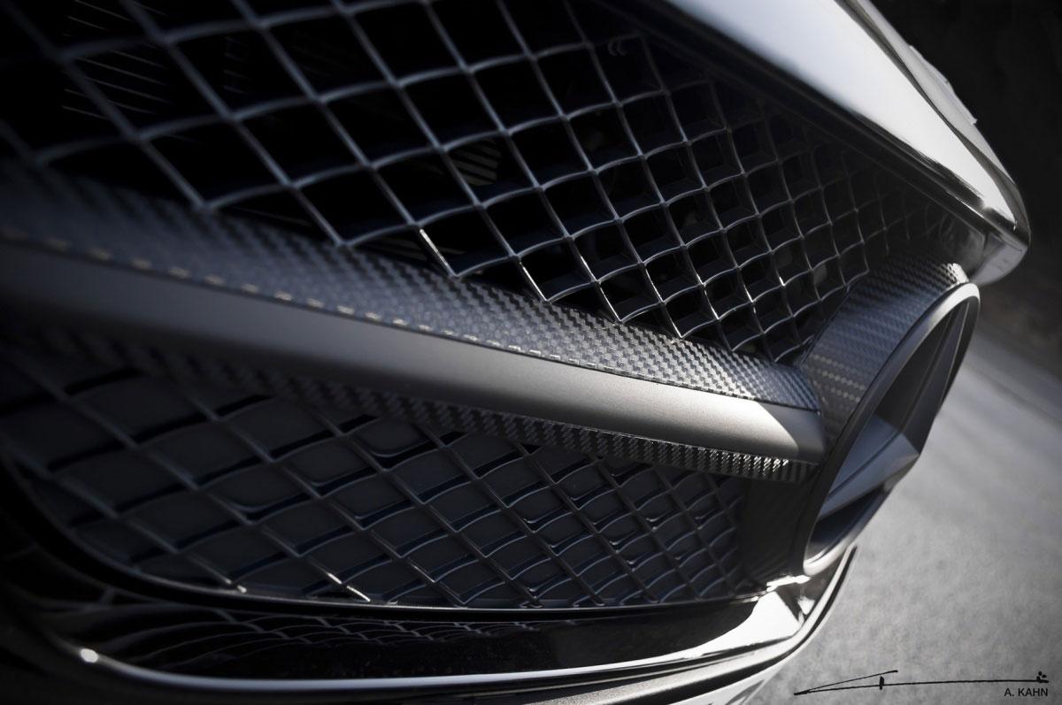 Project Kahn Mercedes-Benz SLK 200 s výkonem od Brabusu 5