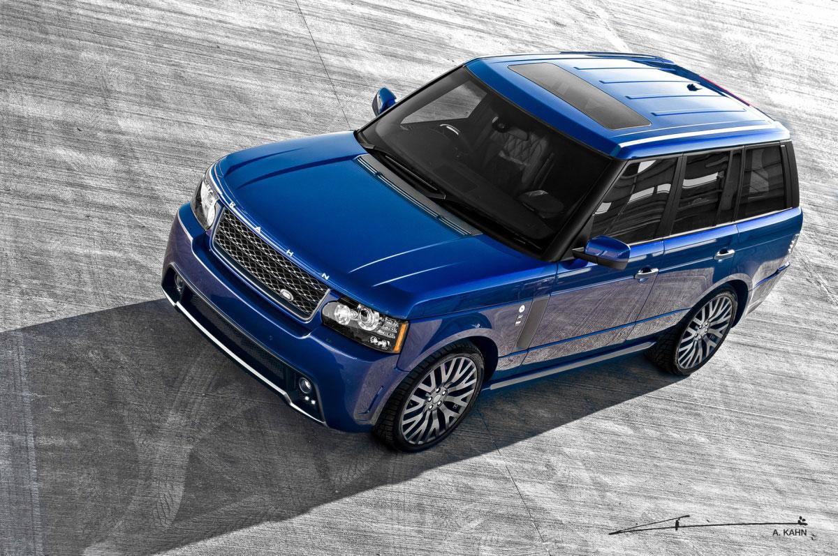 Project Kahn představil Bali Blue RS450 Range Rover Vogue 3