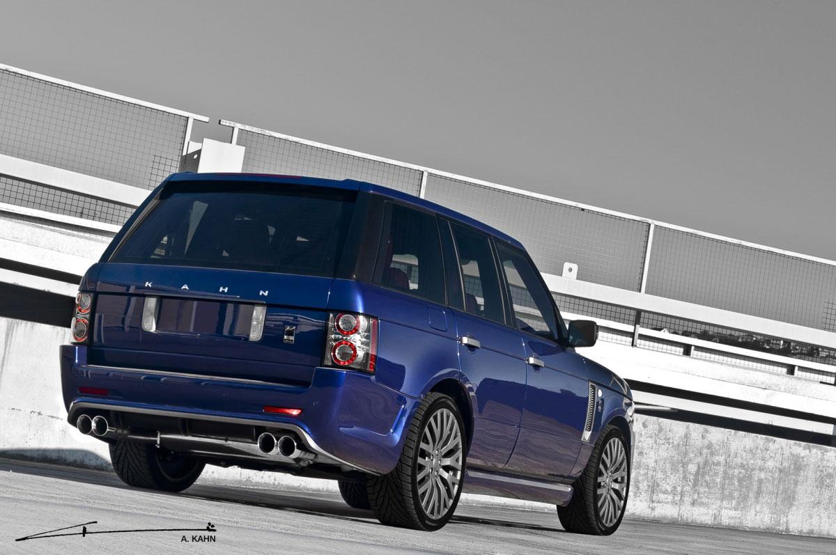 Project Kahn představil Bali Blue RS450 Range Rover Vogue 5