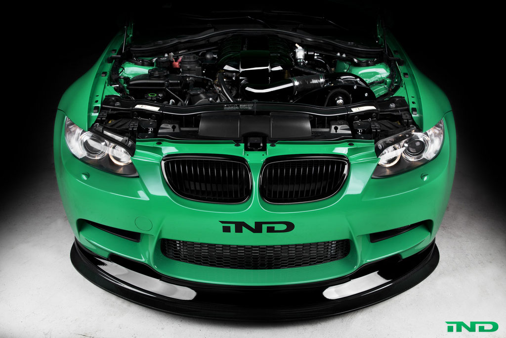 Zelený ďábel Green Hell BMW M3 Coupe 7