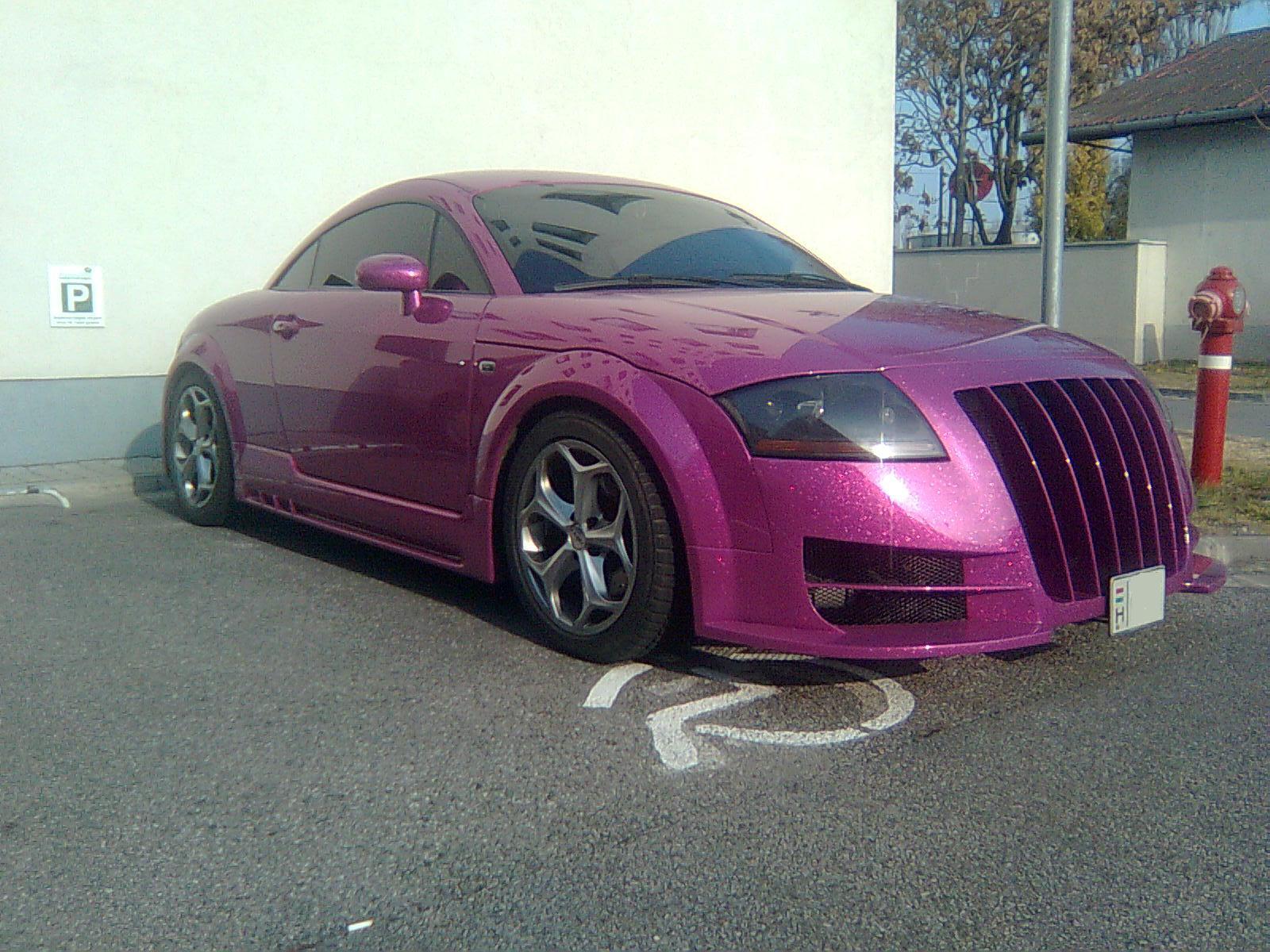Audi TT po maďarsku 3