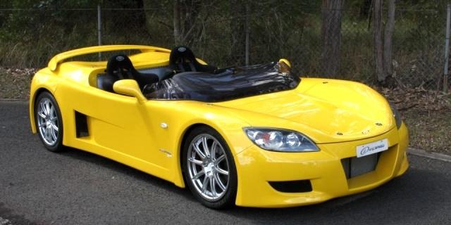 Australaský elektromobil Arcspeed 1