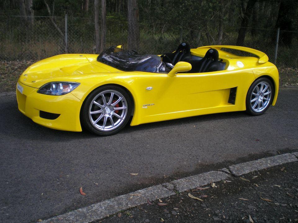 Australaský elektromobil Arcspeed 5