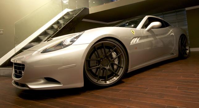 DMC představilo Ferrari California s výkonem 606 koní 1