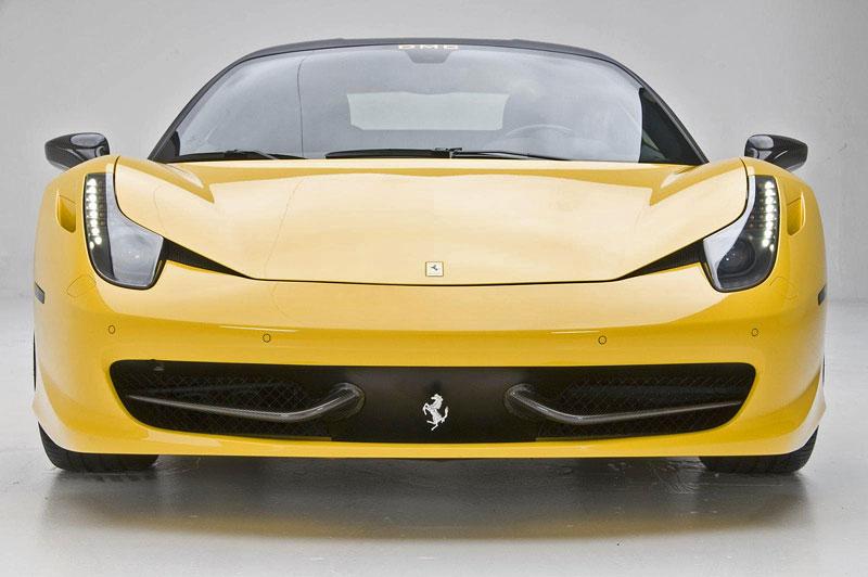 Decentně upravené Ferrari 458 Italia Milano od DMC 1