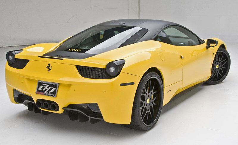 Decentně upravené Ferrari 458 Italia Milano od DMC 4