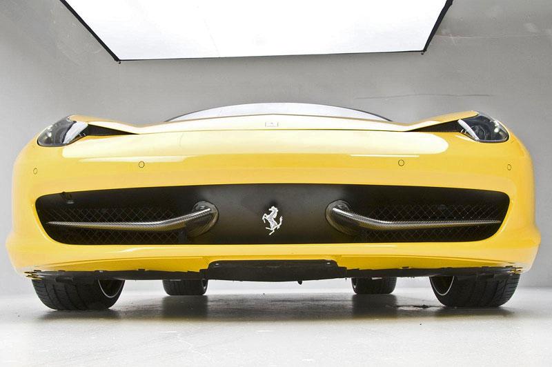 Decentně upravené Ferrari 458 Italia Milano od DMC 5