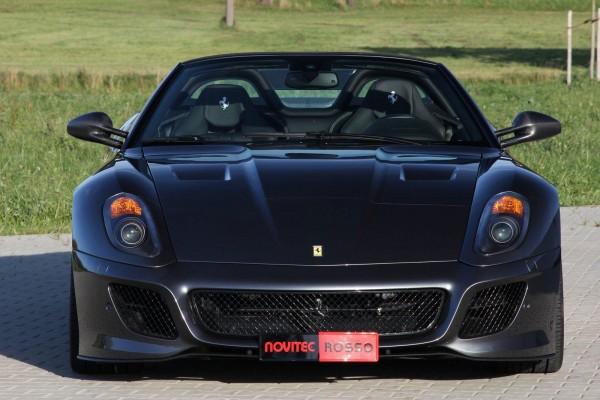 Ferrari 599 SA Aperta dostalo 888 koní od Novitec Rosso 1