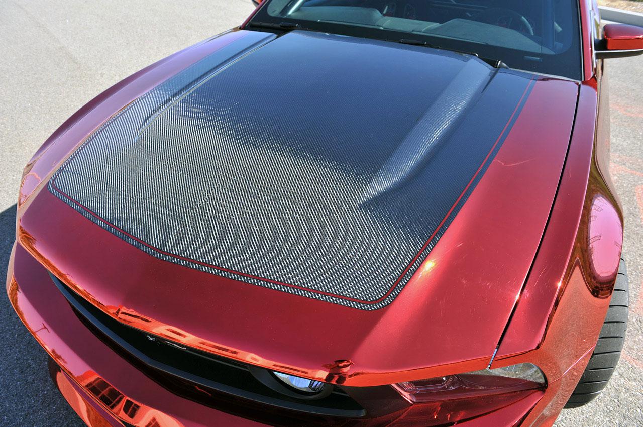 Ford Mustang po kalifornsku 3