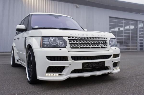 Hamann pořádně vyladil Range Rover Supercharged 1