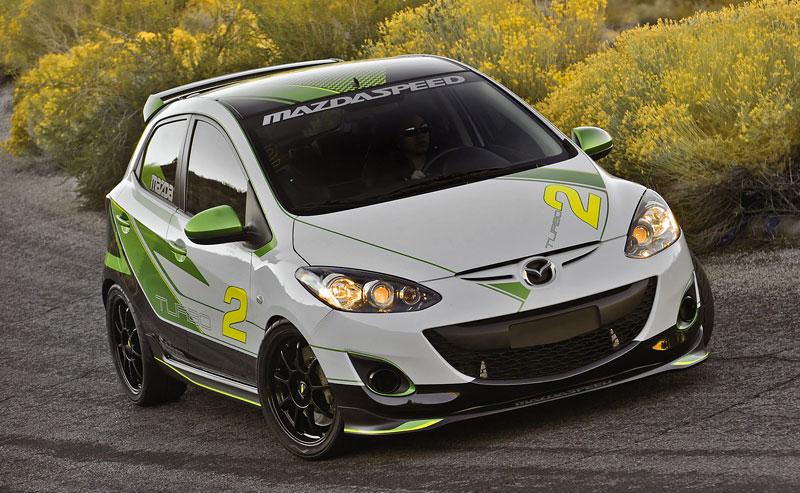 Mazda Turbo2 prcek s výkon 260 koní 1