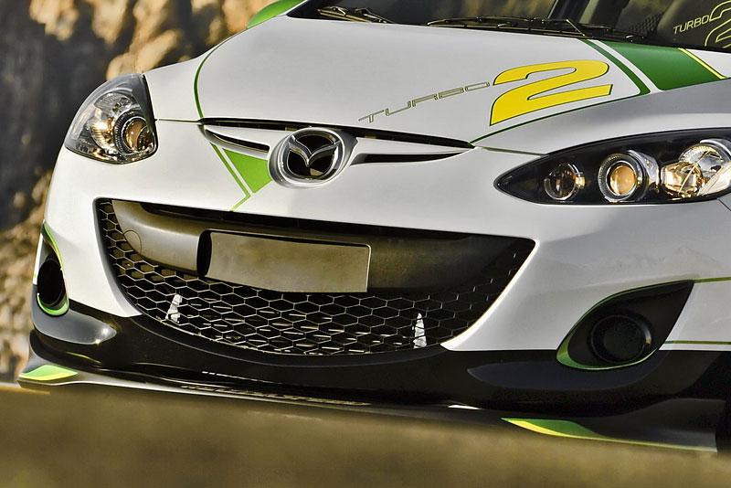 Mazda Turbo2 prcek s výkon 260 koní 4