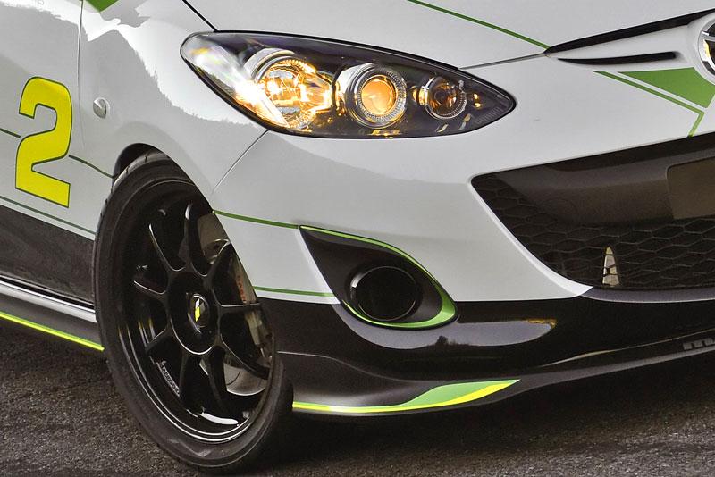Mazda Turbo2 prcek s výkon 260 koní 5