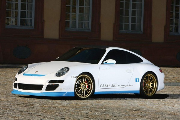 Pretty Boy paket pro Porsche 911 Carrera 4S 1