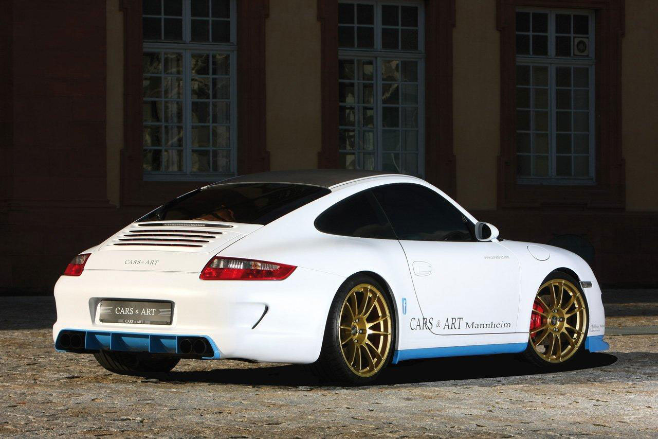 Pretty Boy paket pro Porsche 911 Carrera 4S 2