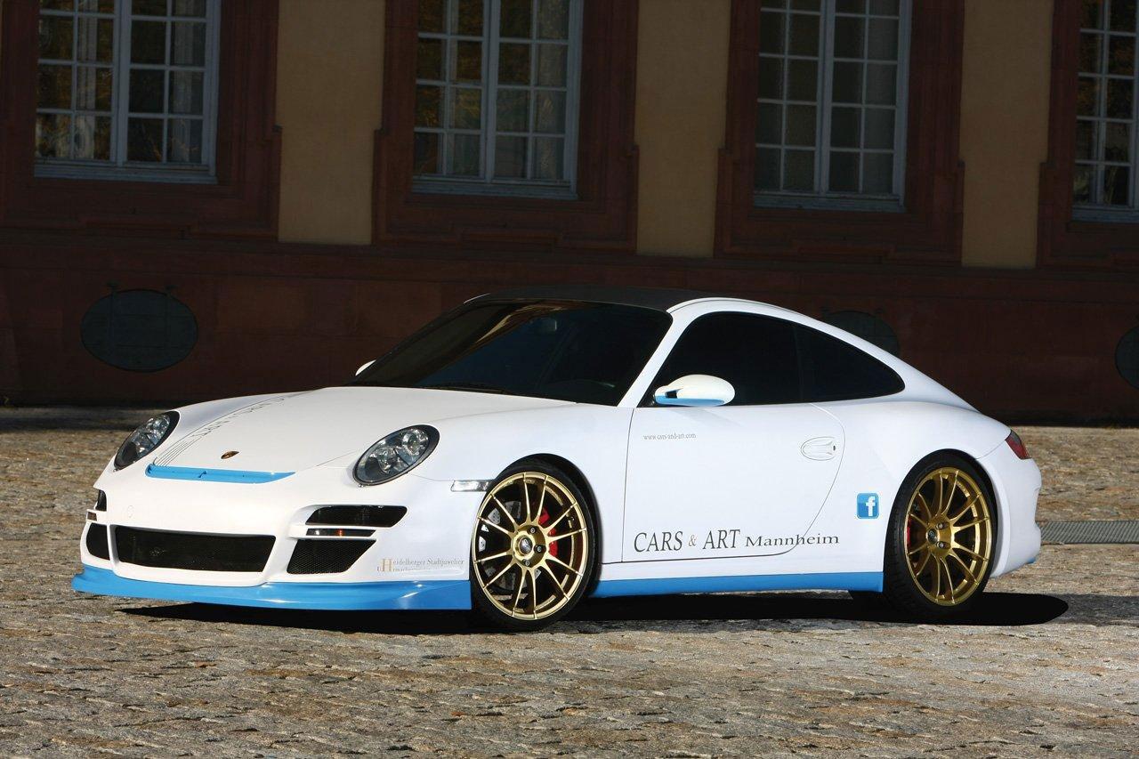 Pretty Boy paket pro Porsche 911 Carrera 4S 3