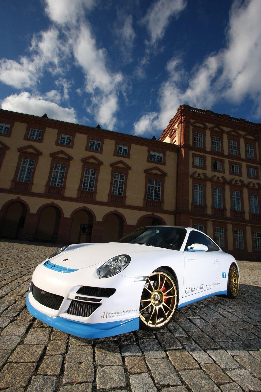 Pretty Boy paket pro Porsche 911 Carrera 4S 6