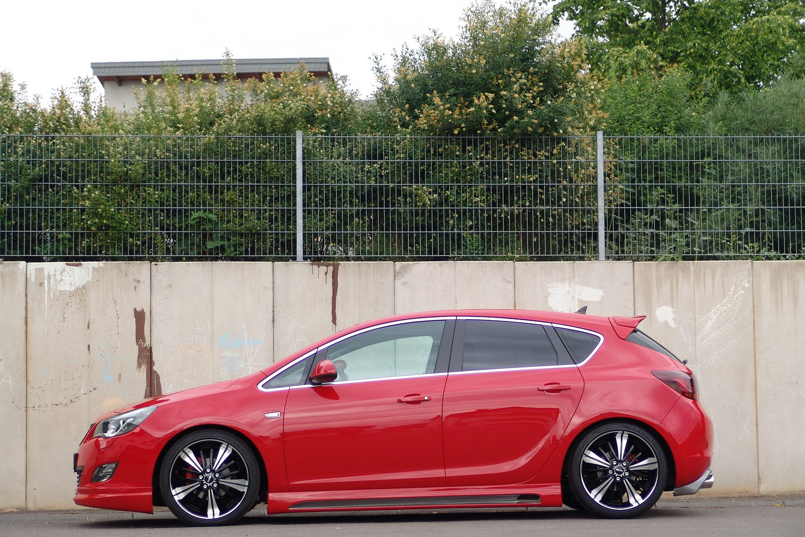 Senner vytvořil povedenou úpravu pro Opel Astra 2