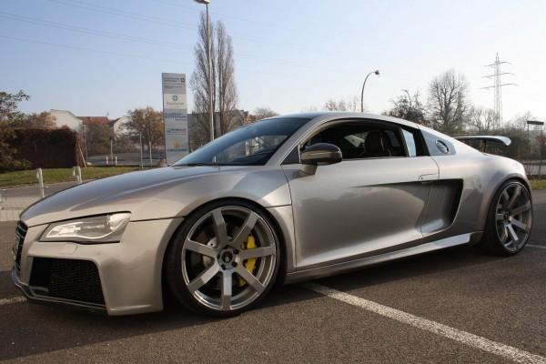 Toxique bodykit pro Audi R8 1