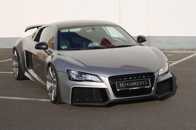 Toxique bodykit pro Audi R8 2
