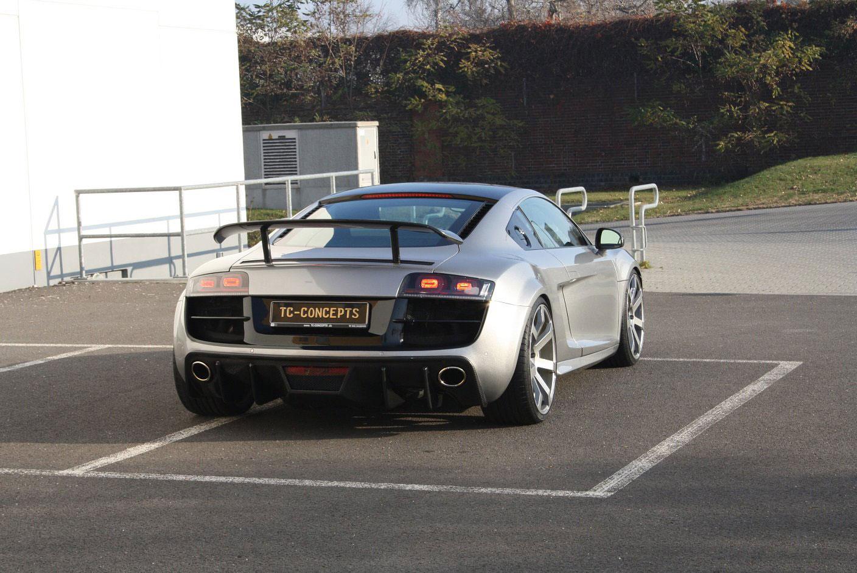 Toxique bodykit pro Audi R8 3