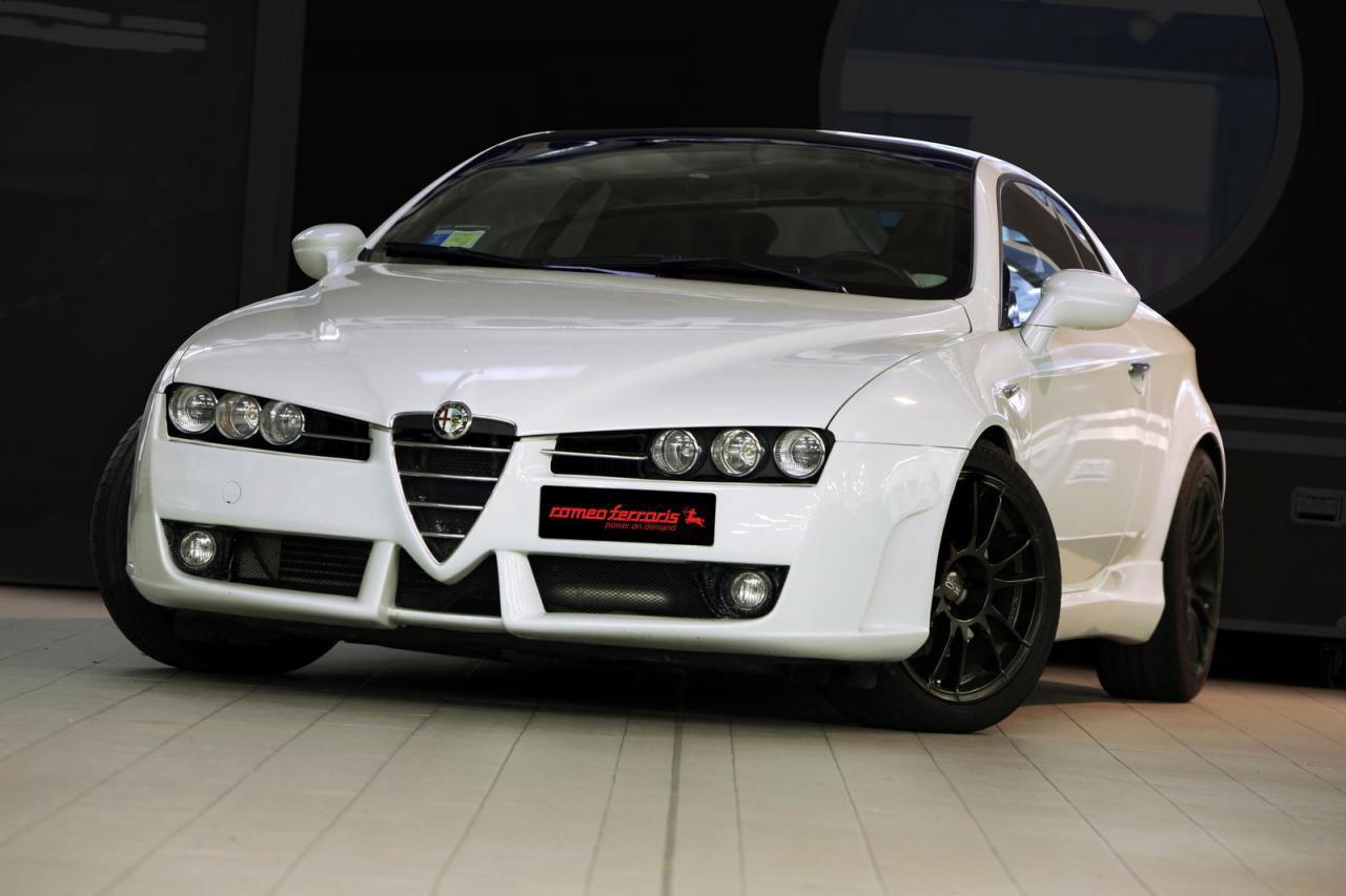 Alfa Romeo Brera z dílen Romeo Ferraris 3