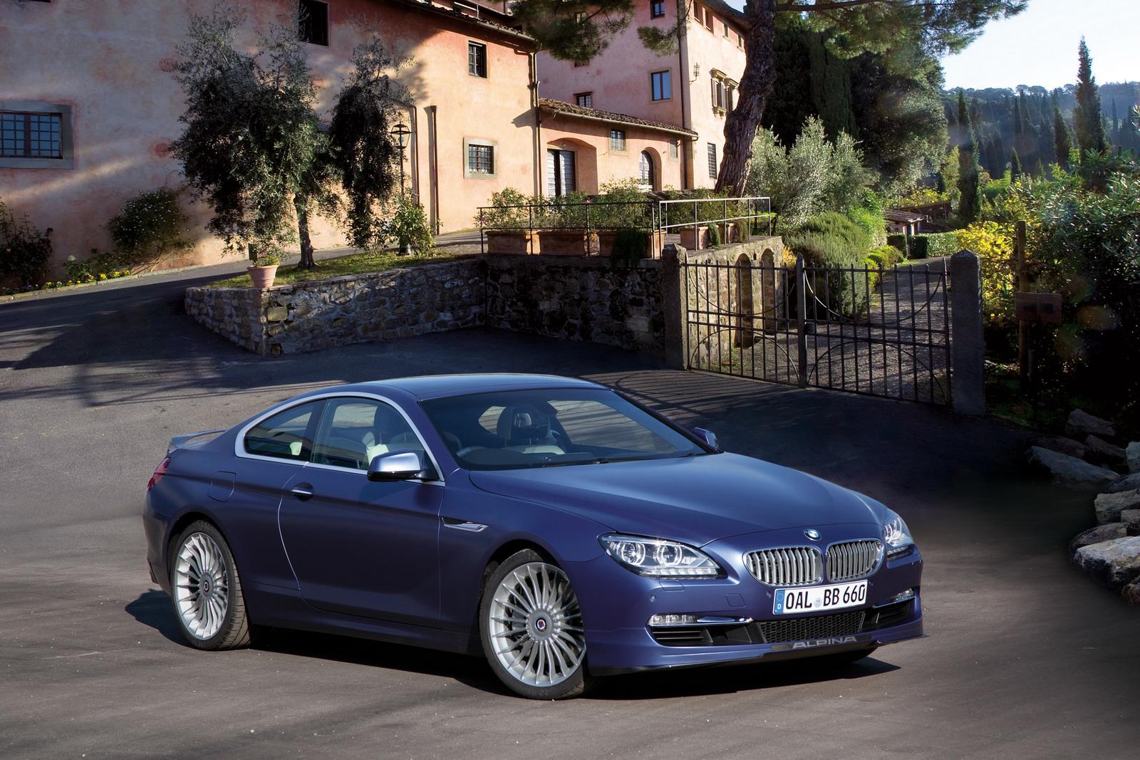 Alpina B6 Bi-Turbo Coupé je k dostání dříve než BMW M6 1