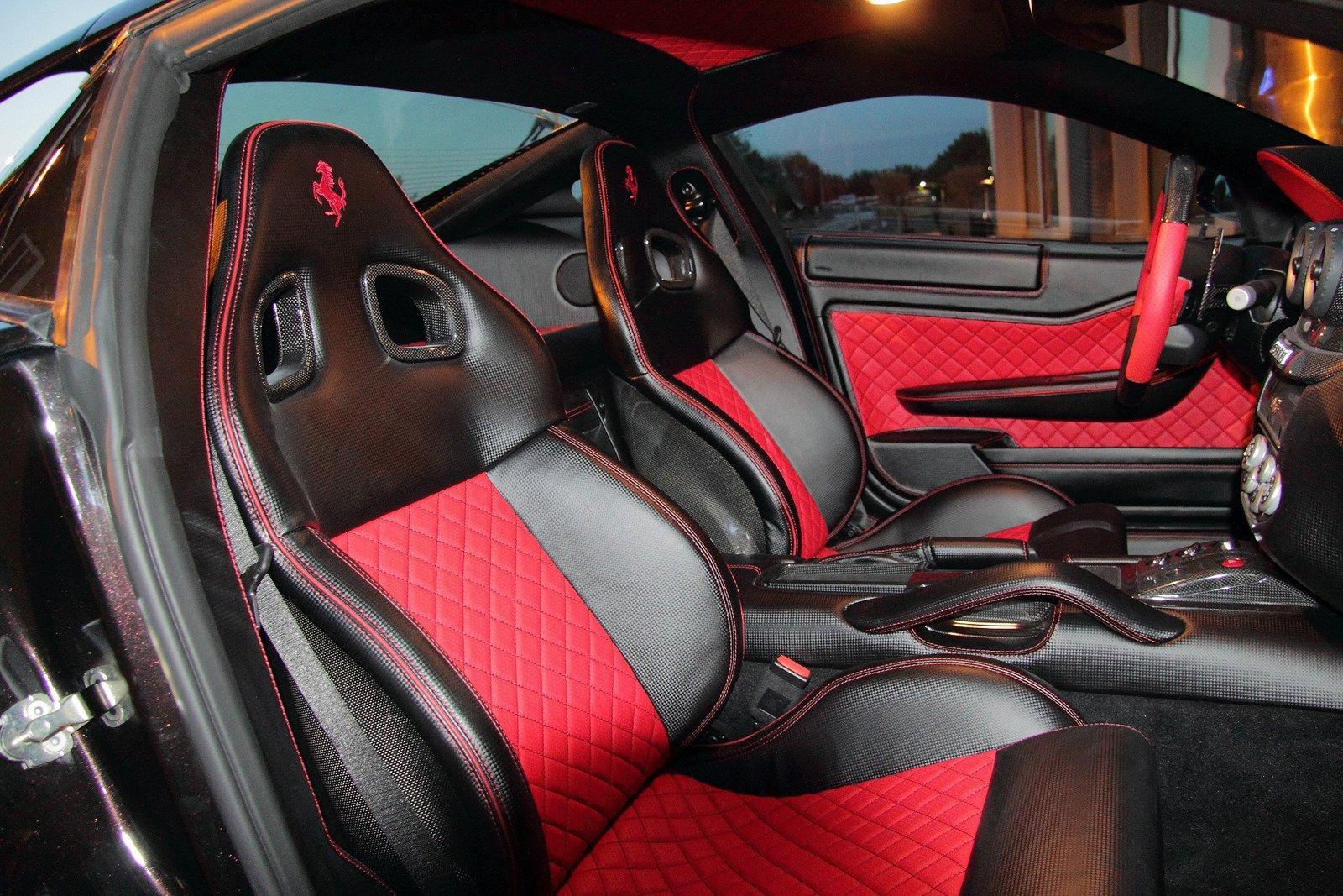 Anderson Germany vyšperkoval Ferrari 599 GTB Fiorano 6