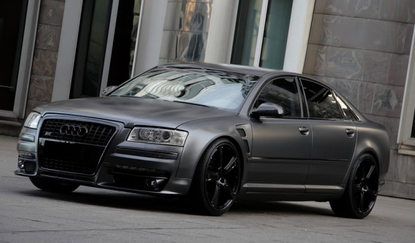 Audi S8 Superior Grey Edition od Anderson Germany 1