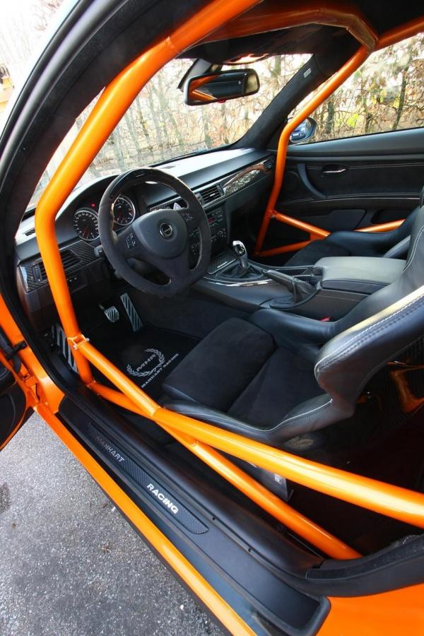 BMW M3 jako MH3 V8 RS Clubsport prožene všechny supersporty 10