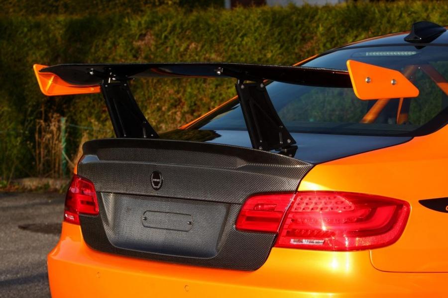 BMW M3 jako MH3 V8 RS Clubsport prožene všechny supersporty 3