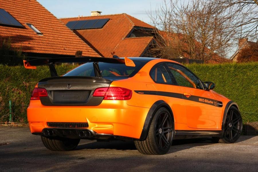 BMW M3 jako MH3 V8 RS Clubsport prožene všechny supersporty 5